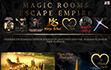 magicrooms.hu Tematikus menekülő szobák