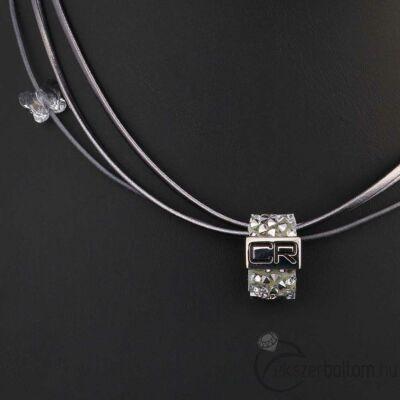 Cango & Rinaldi String nyaklánc 1260 ezüstszínű