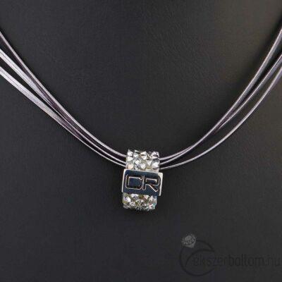 Cango & Rinaldi String nyaklánc 1258 ezüstszínű
