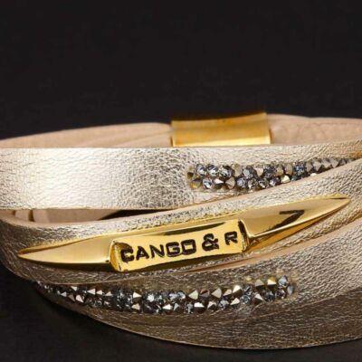 Cango & Rinaldi Simple karkötő 1286 aranyszínű