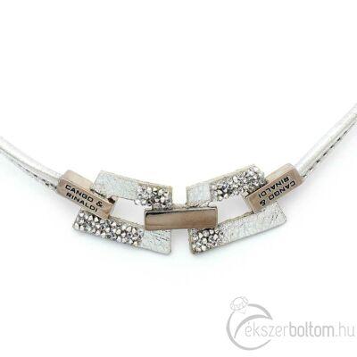 Cango & Rinaldi Chain nyaklánc 1224 ezüstszínű
