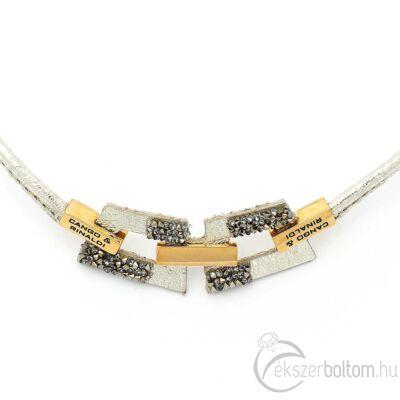 Cango & Rinaldi Chain nyaklánc 1224 aranyszínű