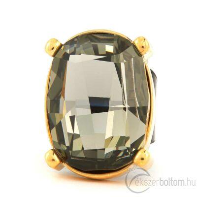 Cango & Rinaldi Dukai Regina gyűrű 1473 fekete