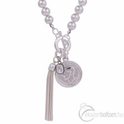 Cango & Rinaldi Peace & Love ezüst színű