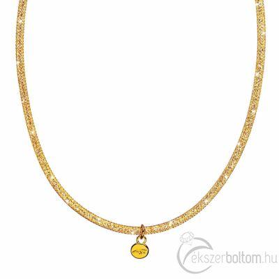 SD1NY-AR Stardust by Cango & Rinaldi arany színű nyaklánc részlete