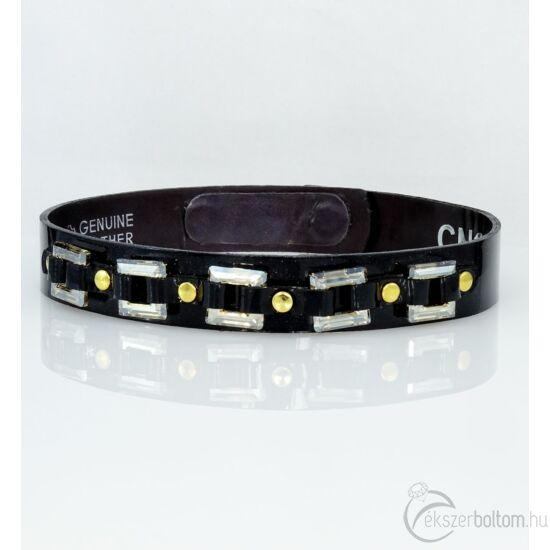 CNG nyaklánc 8 fekete