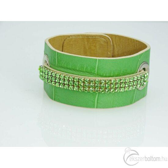 CNG karkötő 20 Zöld