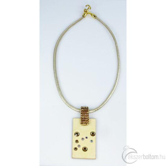 CNG nyaklánc 63 aranyszínű