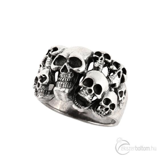 """""""Ossario"""" ezüst gyűrű"""
