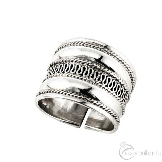 """""""Ansri"""" ezüst gyűrű"""
