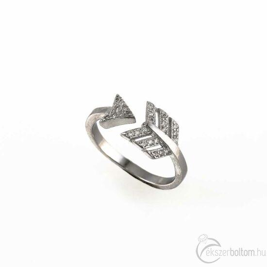 """Sagittarius"" (Nyilas) ezüst gyűrű"