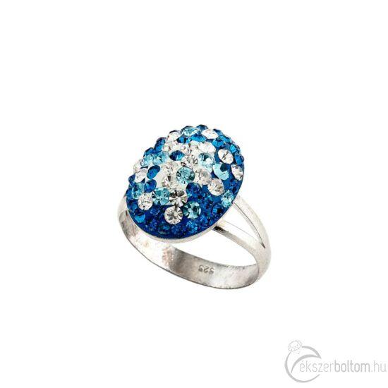 """""""Belle Eau"""" ezüst gyűrű"""