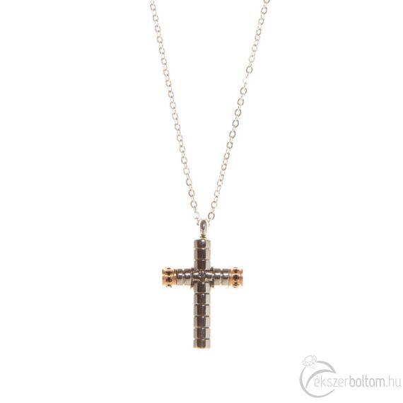 Tube Cross Gold