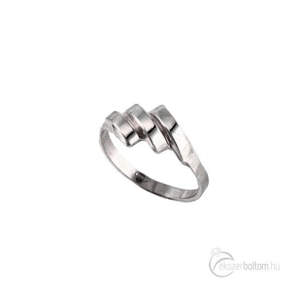 """""""Echelon"""" ezüst gyűrű"""
