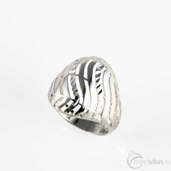 """""""Chapel"""" ezüst gyűrű"""