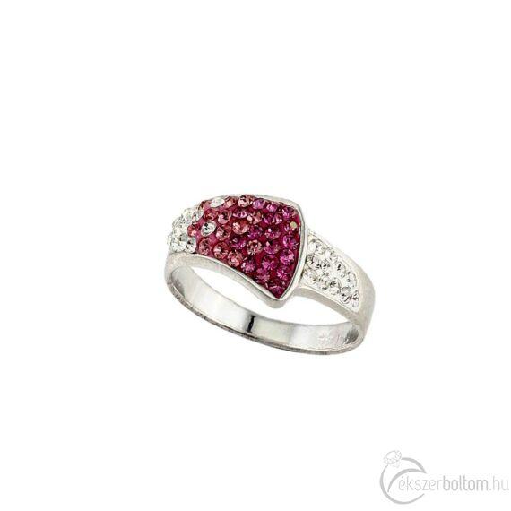 """""""Capesterre"""" ezüst gyűrű"""