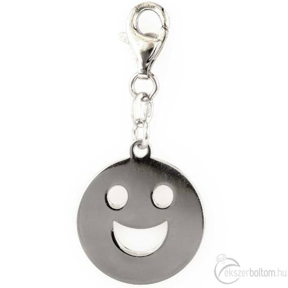 """Happy Emoji"" ezüst medál"