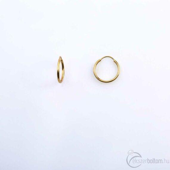 Arany fülbevaló 186