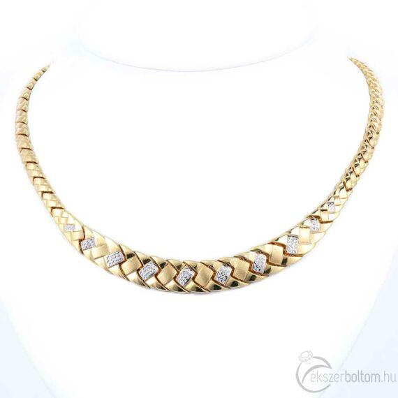 Arany collier 511