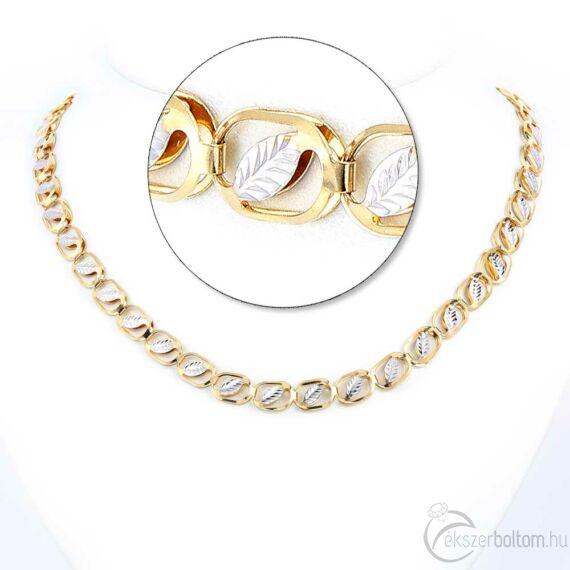 Arany nyaklánc, nyakék 512