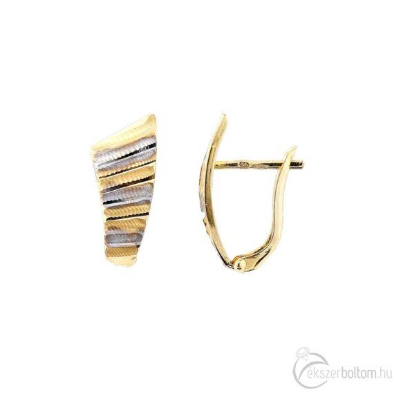 Arany fülbevaló 618
