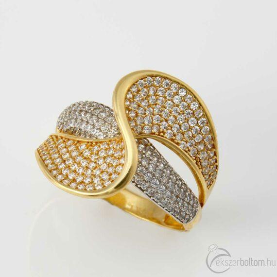 Arany gyűrű 9