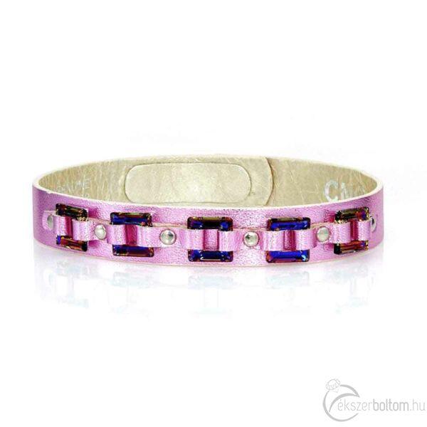 CNG nyaklánc 8 pink