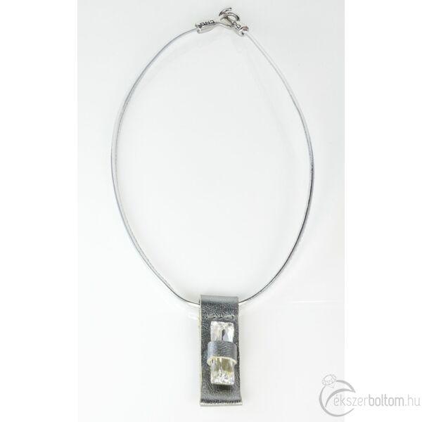 CNG nyaklánc 38 ezüstszínű
