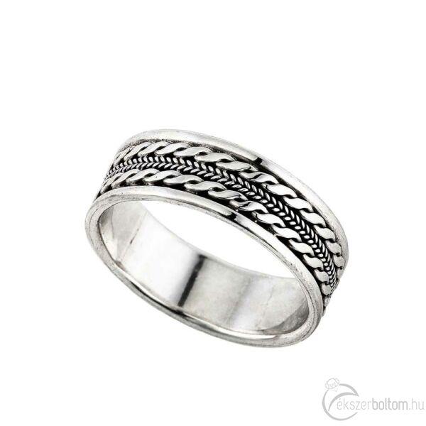 """Ubud"" ezüst gyűrű"