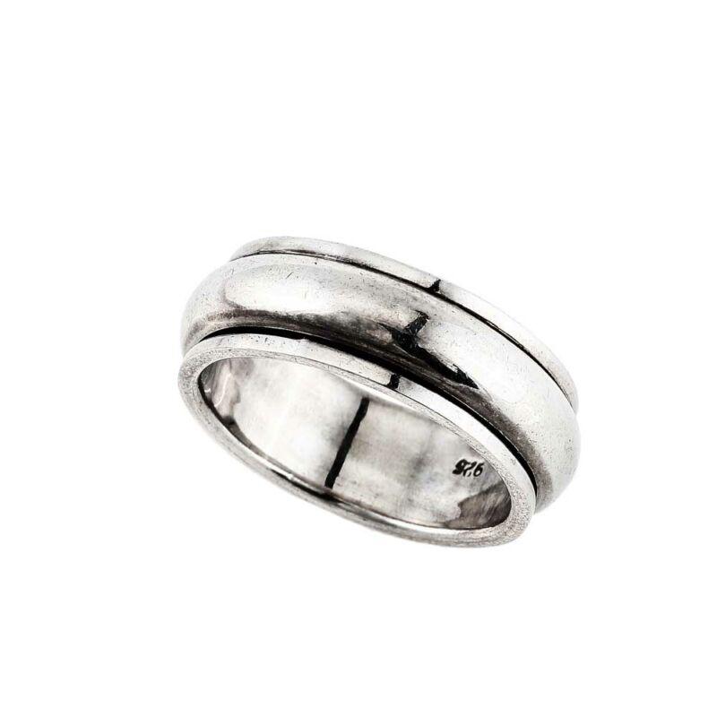 """""""Panta"""" ezüst gyűrű"""