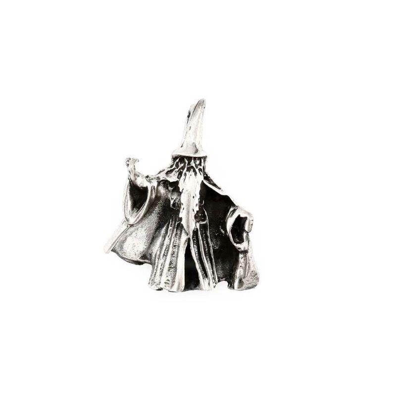 Random Öreg Varázsló ezüst medál