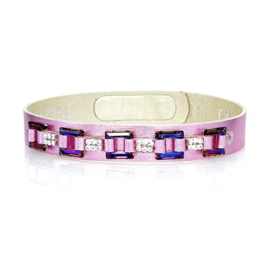 CNG nyaklánc 8 pink fehér