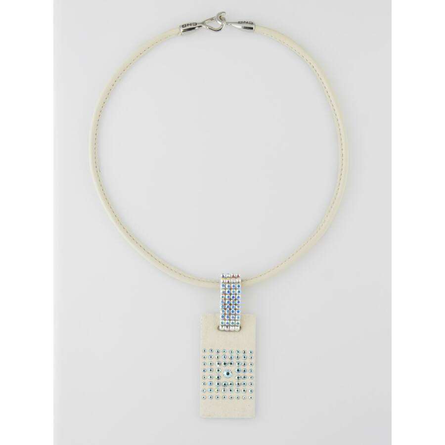 CNG nyaklánc 24 fehér