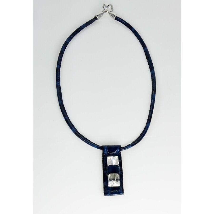 CNG nyaklánc 38 kék