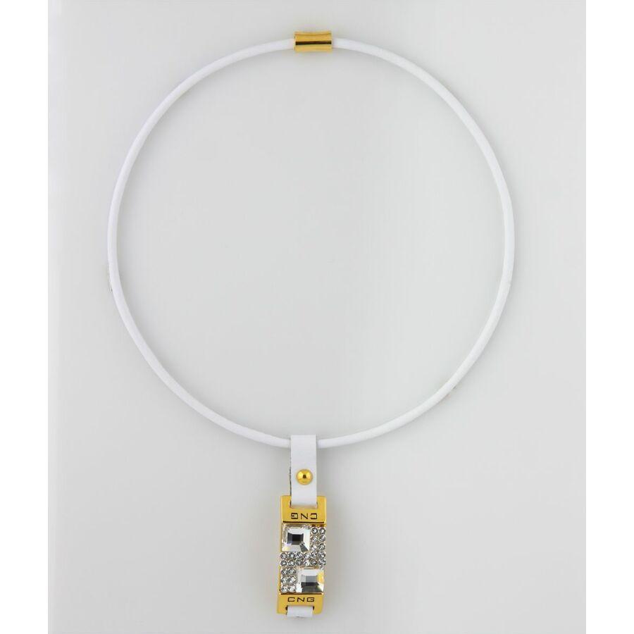 CNG nyaklánc 102 fehér