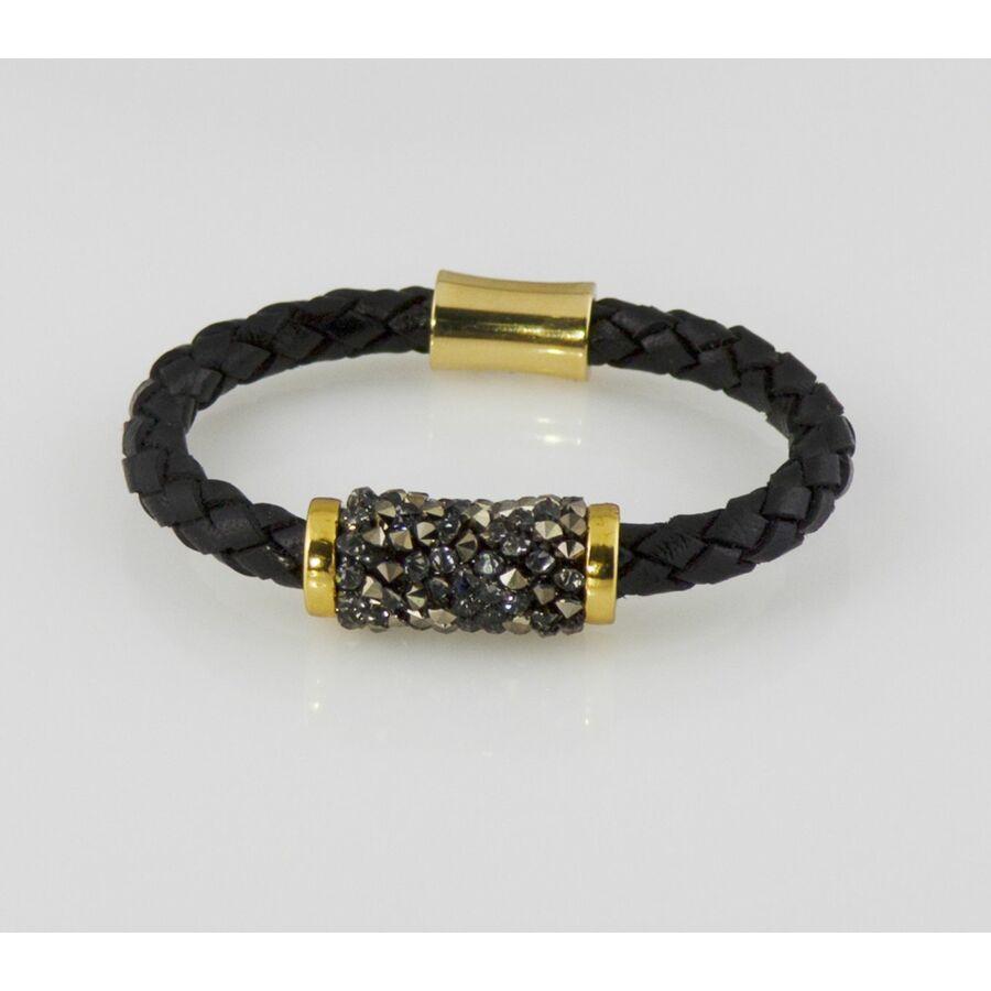 CNG karkötő 317 fekete arany