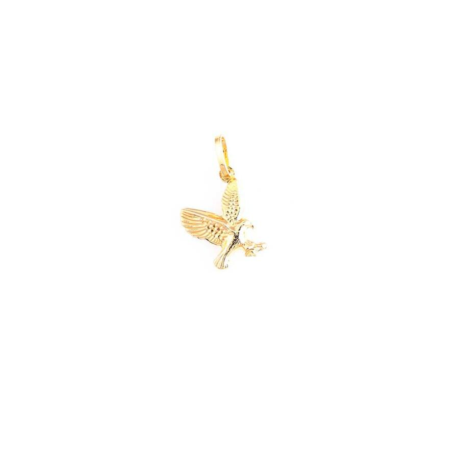 14 karátos arany Turul medál