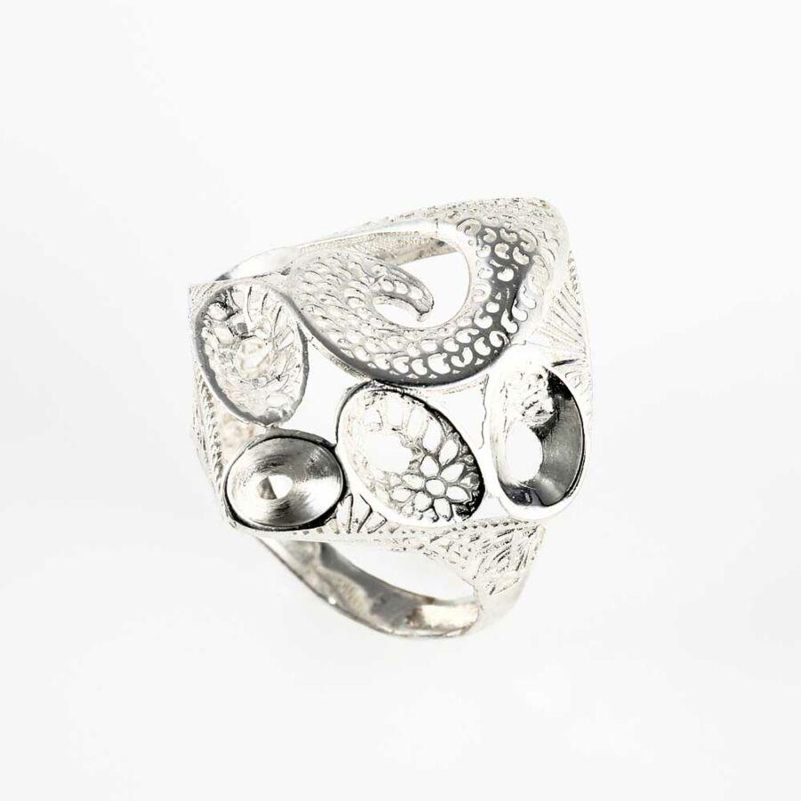 """""""Ceres"""" ezüst gyűrű"""