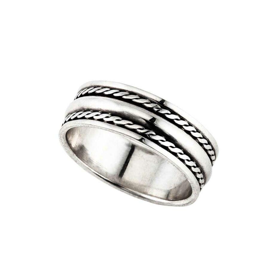 """Bangli"" ezüst gyűrű"