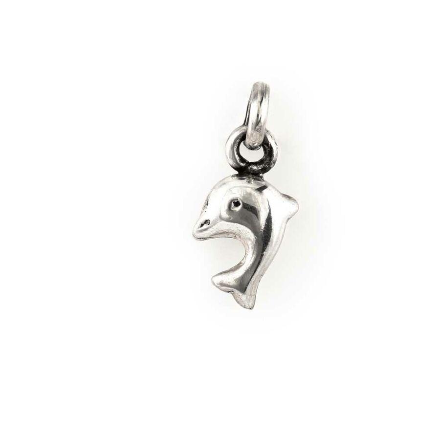 """""""Pufi delfin"""" ezüst medál"""