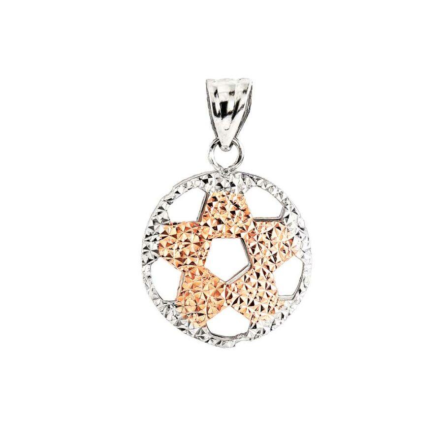 """Ring o' Star"" ezüst medál"