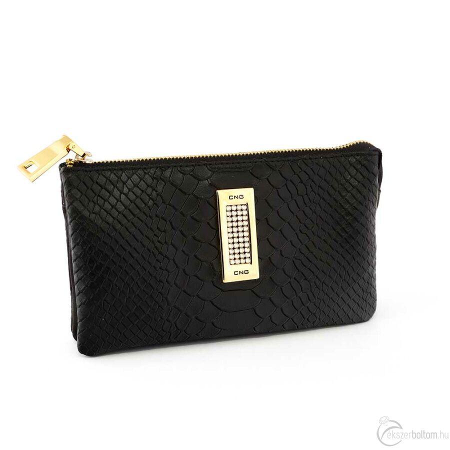 Cango & Rinaldi pénztárca 11 fekete