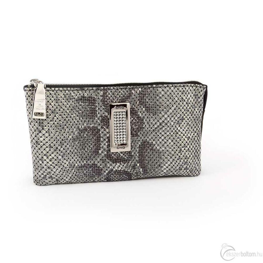 Cango & Rinaldi pénztárca 11 ezüstszínű
