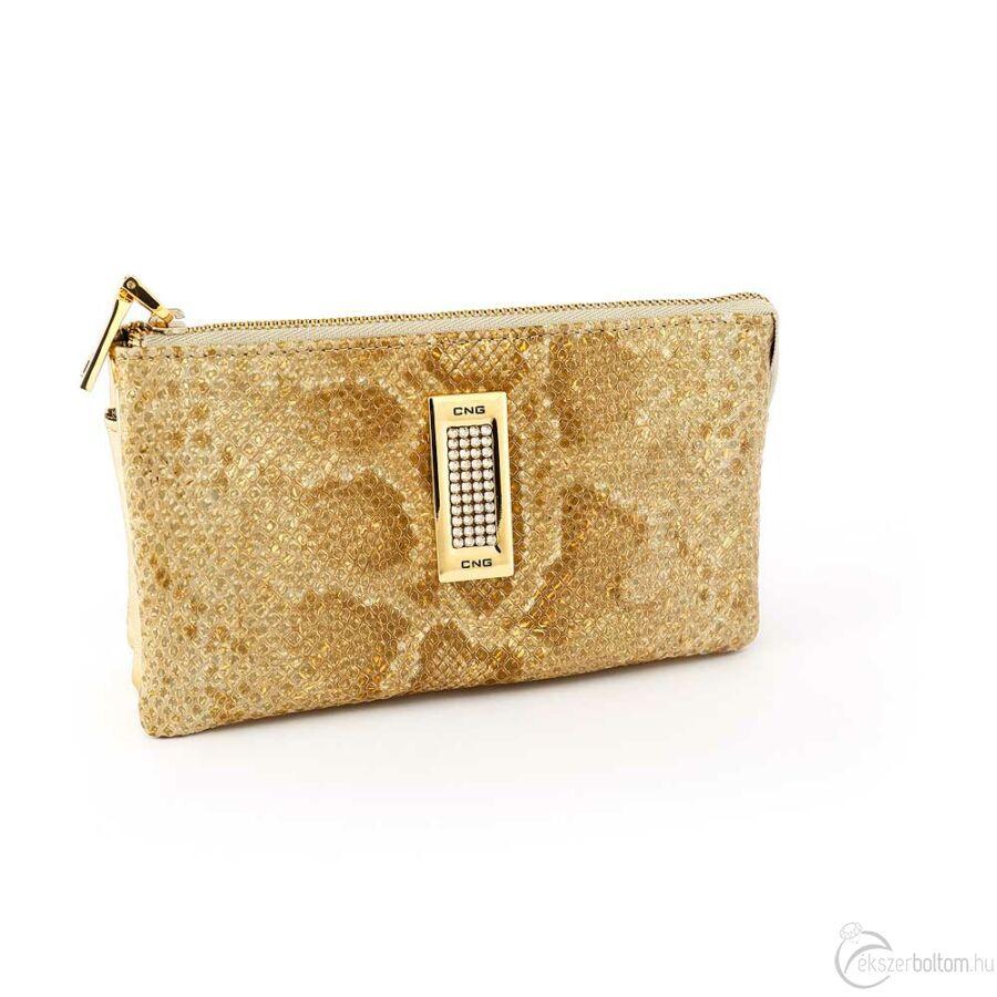 Cango & Rinaldi pénztárca 11 aranyszínű