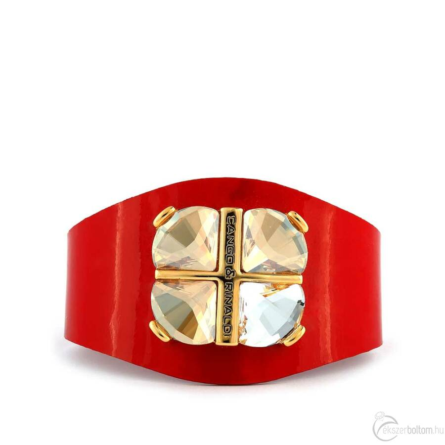 Cango & Rinaldi Queen karkötő 1337 piros