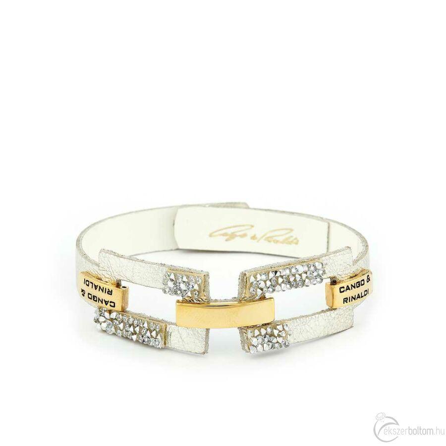 Cango & Rinaldi Chain karkötő 1223 aranyszínű