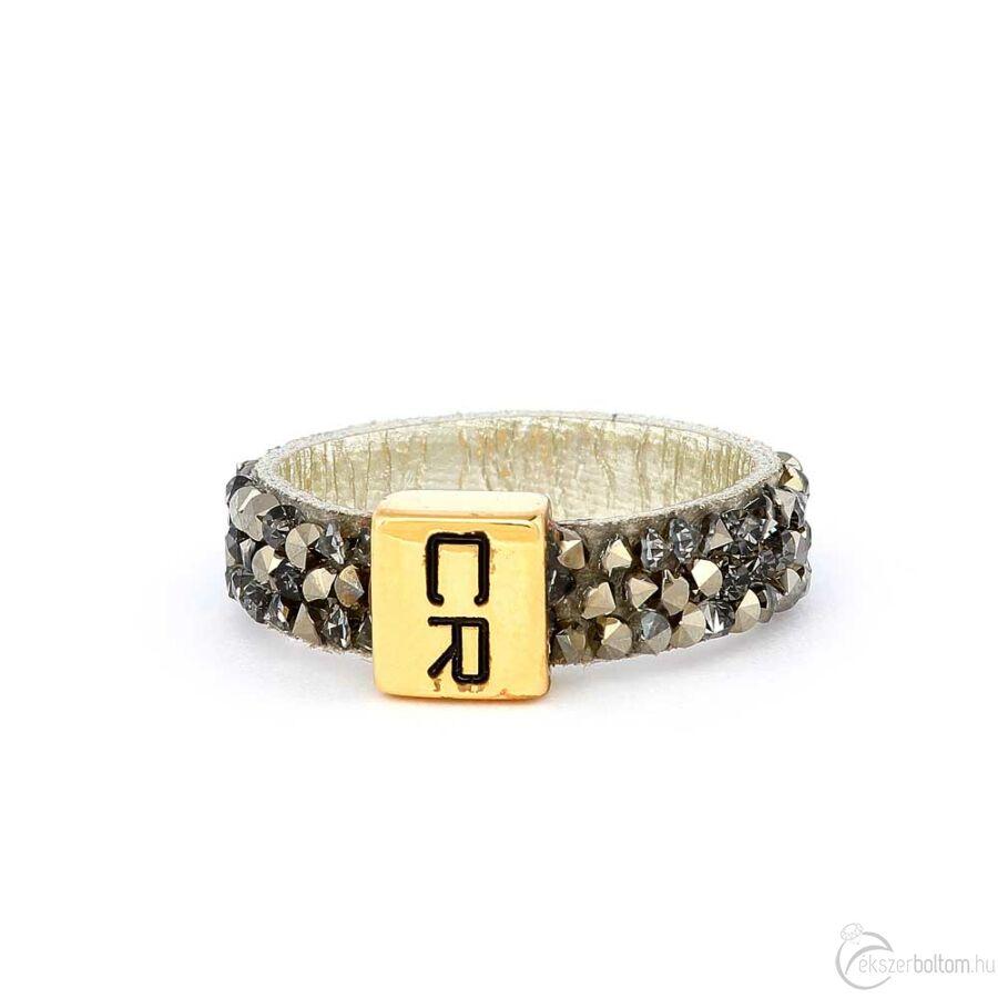 Cango & Rinaldi Simple gyűrű 1254 aranyszínű