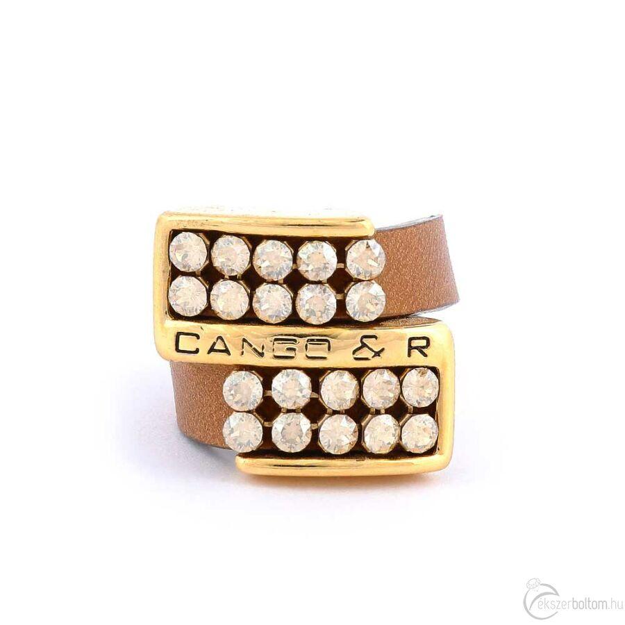 Cango & Rinaldi - gyűrű 579 barna