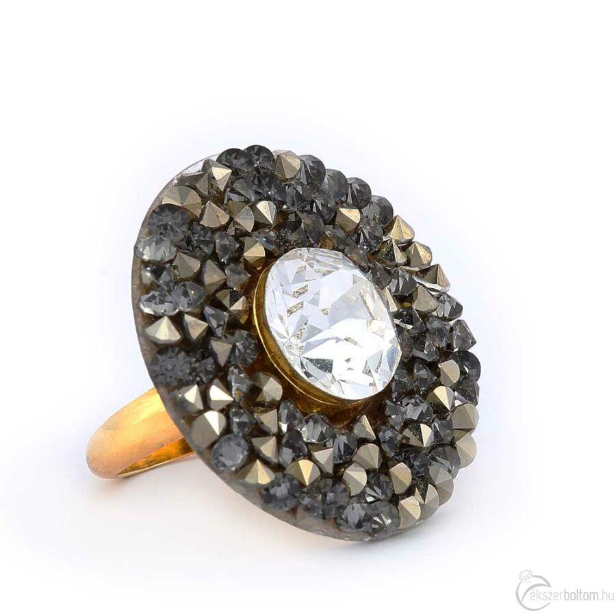 Cango & Rinaldi - gyűrű 1075 aranyszínű