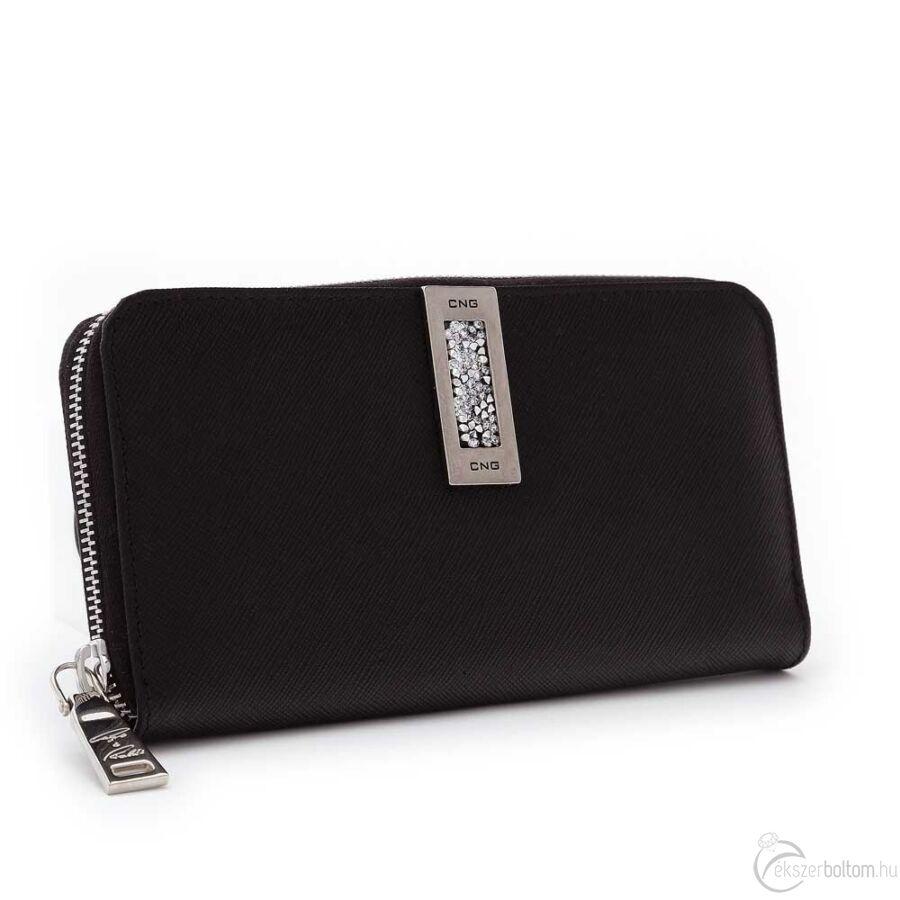 Cango & Rinaldi - pénztárca 3 fekete